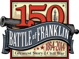 Battle of Franklin 150 Logo